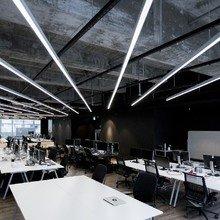 Фото из портфолио Творческое Офисное пространство в Гонконге от Команды архитекторов LAAB, площадью 462 кв.м.  – фотографии дизайна интерьеров на InMyRoom.ru