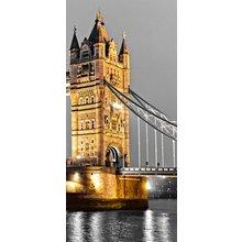 """Стильная полиптих для декора стен: """"Тауэрский мост"""""""