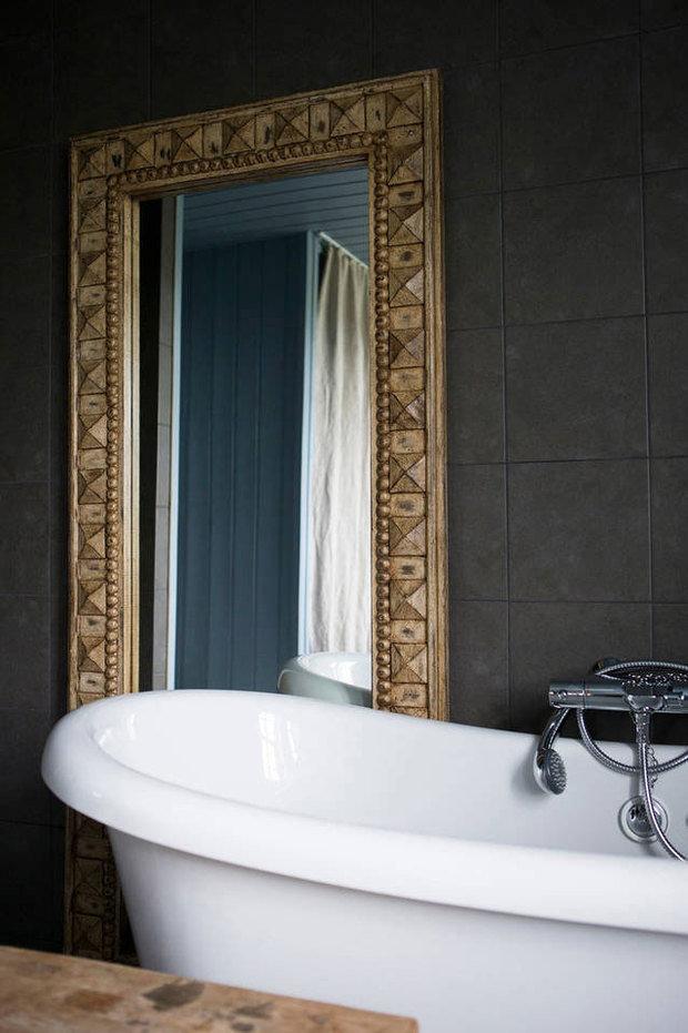 Фотография: Ванная в стиле Скандинавский, Дом, Дача, Дом и дача – фото на InMyRoom.ru
