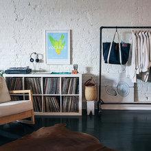 Фото из портфолио Промышленный интерьер в стиле лофт – фотографии дизайна интерьеров на INMYROOM