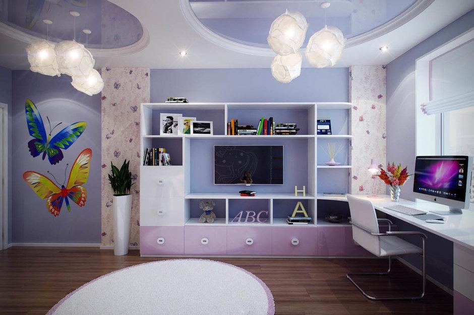 Фотография: Детская в стиле Современный, Декор интерьера, Дизайн интерьера, Цвет в интерьере, Dulux, ColourFutures – фото на InMyRoom.ru
