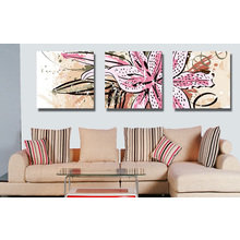 Декоративная картина: Тигровая лилия