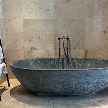 Фотография: Ванная в стиле Минимализм, Дом, Дома и квартиры, Городские места, Бали – фото на InMyRoom.ru