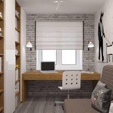 Фото из портфолио Лаконичная элегантность – фотографии дизайна интерьеров на InMyRoom.ru