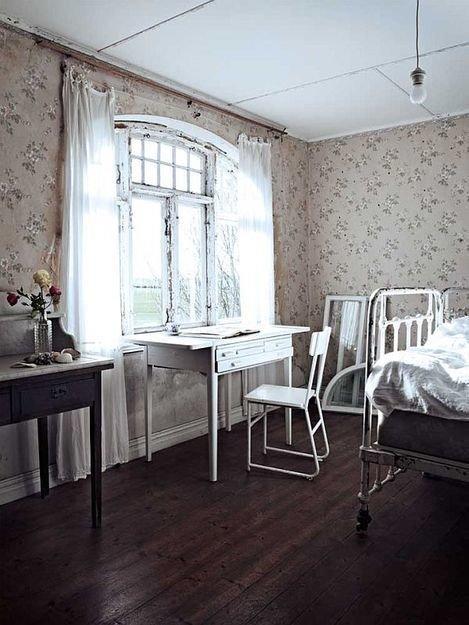 Фотография: Спальня в стиле Прованс и Кантри, Декор интерьера, Дом, Дома и квартиры – фото на InMyRoom.ru