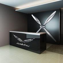 Фото из портфолио Sky Industries – фотографии дизайна интерьеров на InMyRoom.ru