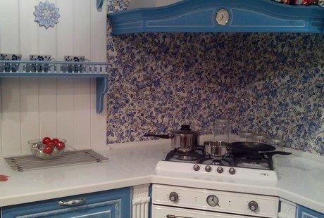 Как Вам такой вариант готовой кухни?