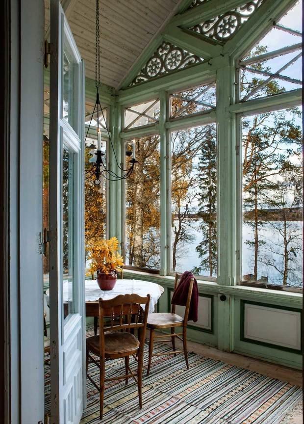Фотография: Терраса в стиле Прованс и Кантри, Дом, Дача, Дом и дача – фото на INMYROOM