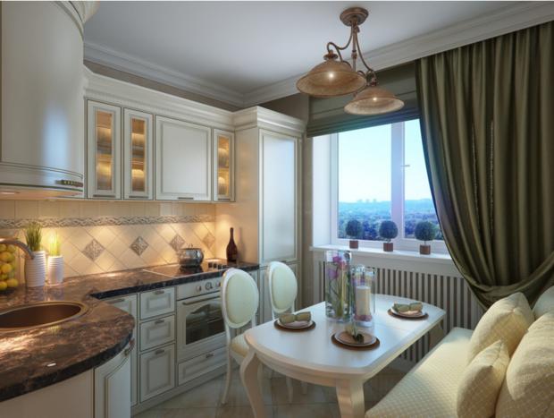 Фотография:  в стиле , Гид, трехкомнатная квартира – фото на InMyRoom.ru