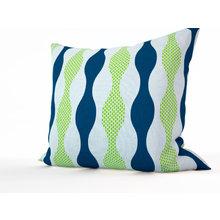 Декоративная подушка: Летние ленты