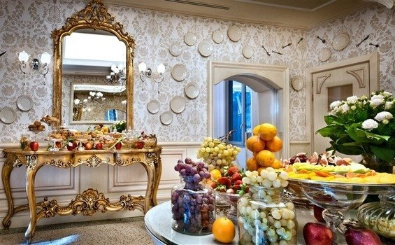 Фотография: Декор в стиле Прованс и Кантри, Дома и квартиры, Городские места, Отель, Модерн, Милан, Замок – фото на InMyRoom.ru