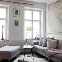 Фото из портфолио REPSLAGAREGATAN 9A, Мальме – фотографии дизайна интерьеров на INMYROOM