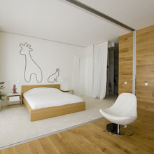 Фотография: Спальня в стиле Современный, Декор интерьера, Квартира, Дома и квартиры, IKEA, Перегородки – фото на InMyRoom.ru