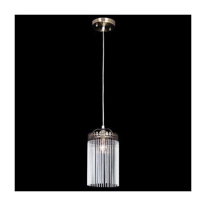 Подвесной светильник Eurosvet   античная бронза