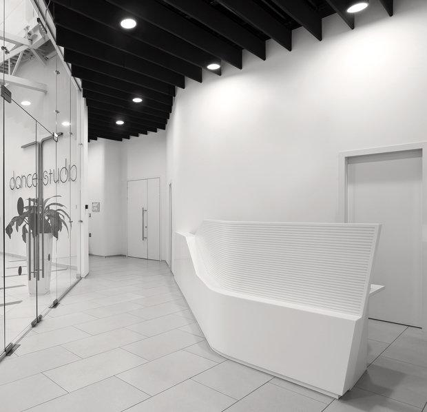 Фото из портфолио TDANCESTUDIO, ТЦ Авиапарк – фотографии дизайна интерьеров на INMYROOM