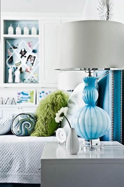 Фотография: Спальня в стиле Современный, Декор интерьера, Декор дома, Ковер – фото на InMyRoom.ru