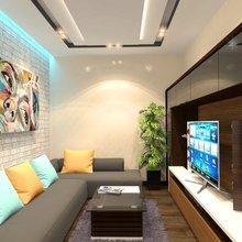 Фото из портфолио 2-к квартира, ЖК «Парк-холл горький» – фотографии дизайна интерьеров на INMYROOM