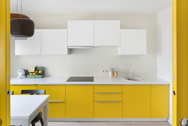 Фотография: Кухня и столовая в стиле Современный, Карта покупок, Надя Зотова – фото на INMYROOM