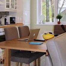 Фотография: Кухня и столовая в стиле Скандинавский, Современный, Квартира, HOFF, Дома и квартиры, IKEA – фото на InMyRoom.ru