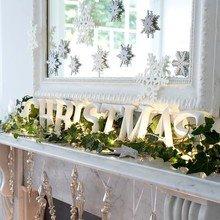Фотография: Декор в стиле Кантри, Скандинавский, Декор интерьера, Праздник, Новый Год – фото на InMyRoom.ru