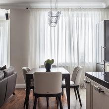 Фотография: Кухня и столовая в стиле Современный, Квартира, Hudson Valley, Vistosi, Дома и квартиры, Проект недели, Porada – фото на InMyRoom.ru