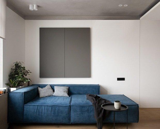 Фото из портфолио Неповторимая гостиная – фотографии дизайна интерьеров на INMYROOM