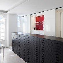 Фото из портфолио Ультрасовременный дом на Манхеттене – фотографии дизайна интерьеров на InMyRoom.ru