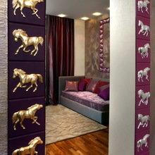 Фото из портфолио Квартира в стиле Ар-деко 180 кв.м. – фотографии дизайна интерьеров на INMYROOM