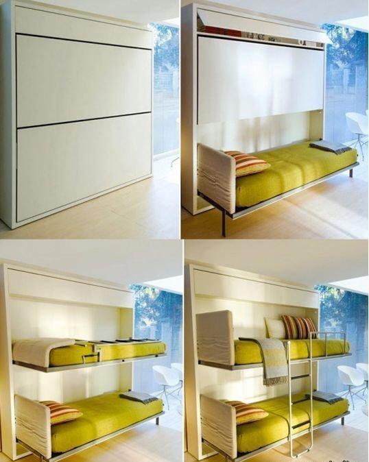 Фотография: Прочее в стиле , Детская, Декор интерьера, Мебель и свет, Кровать, Подиум – фото на InMyRoom.ru