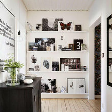Фотография: Прихожая в стиле Скандинавский, Квартира, Аксессуары, Декор, Мебель и свет, Ремонт на практике, Гид – фото на InMyRoom.ru