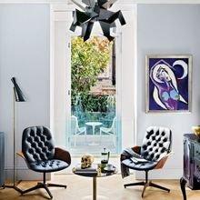 Фотография: Гостиная в стиле Эклектика, Дизайн интерьера, Лондон, Викторианский – фото на InMyRoom.ru