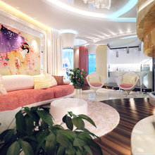 Фото из портфолио Квартира в стиле эклектика – фотографии дизайна интерьеров на InMyRoom.ru