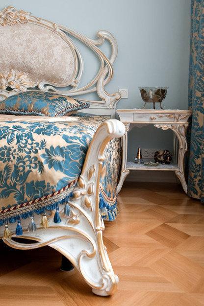 Фотография: Кухня и столовая в стиле Прованс и Кантри, Скандинавский, Дизайн интерьера – фото на InMyRoom.ru