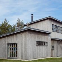 """Фото из портфолио Вилла """"Р&L"""" в Швеции – фотографии дизайна интерьеров на InMyRoom.ru"""