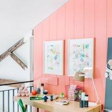 Фотография: Детская в стиле Кантри, Скандинавский, Декор интерьера, Дизайн интерьера, Цвет в интерьере – фото на InMyRoom.ru