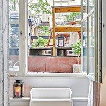 Фото из портфолио Уникальная терасса на крыше, Майорна , Гетеборг – фотографии дизайна интерьеров на INMYROOM