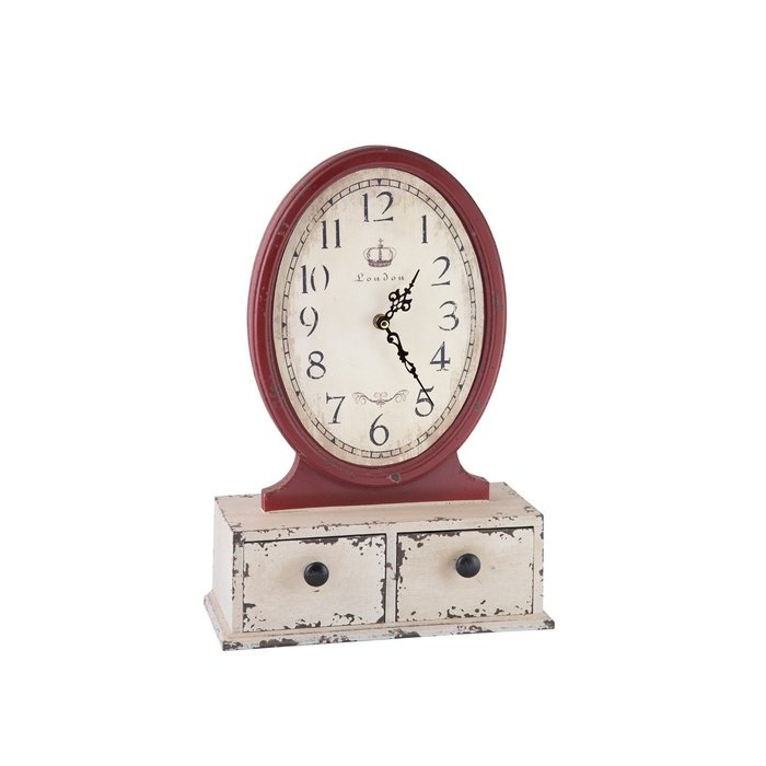 Настольные часы Дювиль