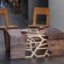 Фото из портфолио Мебель из фанеры – фотографии дизайна интерьеров на InMyRoom.ru