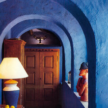 Фото из портфолио Декоративные покрытия – фотографии дизайна интерьеров на INMYROOM