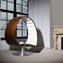 Фотография: Мебель и свет в стиле Эклектика, Декор интерьера, Кресло, Стулья – фото на InMyRoom.ru