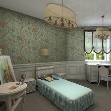 Фото из портфолио Загородный дом на Ярославском шоссе – фотографии дизайна интерьеров на INMYROOM