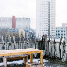 Фото из портфолио Городской оазис и экспериментальная лаборатория – фотографии дизайна интерьеров на INMYROOM
