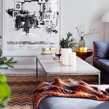 Фотография: Гостиная в стиле Скандинавский, Декор интерьера, Интерьер комнат, Проект недели – фото на InMyRoom.ru