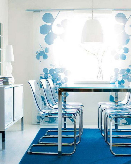 Фотография: Кухня и столовая в стиле Современный, Хай-тек, Декор интерьера, Текстиль – фото на InMyRoom.ru