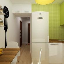 Фотография: Кухня и столовая в стиле Скандинавский, Современный, Декор интерьера, Квартира, Дома и квартиры, IKEA, Проект недели, Градиз – фото на InMyRoom.ru