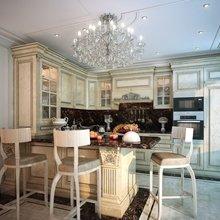 Фото из портфолио Квартира на ул. Староволынская - роскошная классика – фотографии дизайна интерьеров на InMyRoom.ru