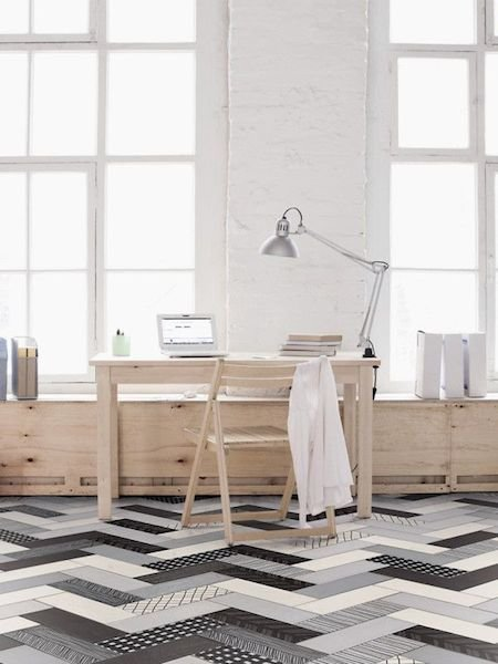 Фотография: Офис в стиле Скандинавский, Декор интерьера, Декор дома, Пол – фото на INMYROOM