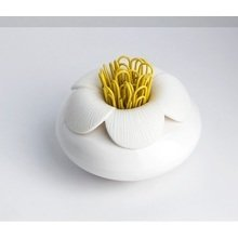 Шкатулка для мелочей blossom белая