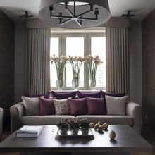 Фото из портфолио Квартира в Подмосковье – фотографии дизайна интерьеров на INMYROOM