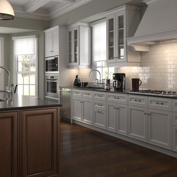 Фотография: Кухня и столовая в стиле Классический, Советы – фото на InMyRoom.ru
